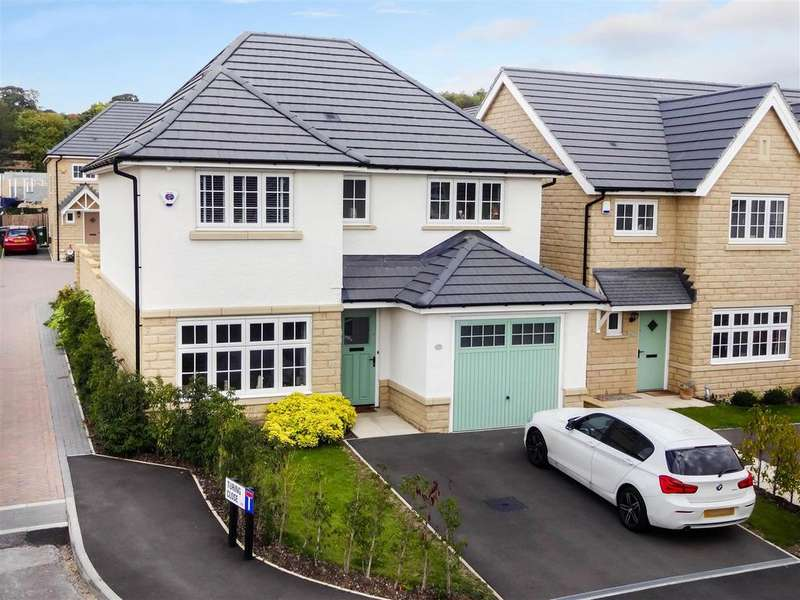 4 Bedrooms Detached House for sale in Bletchley Road, Horsforth