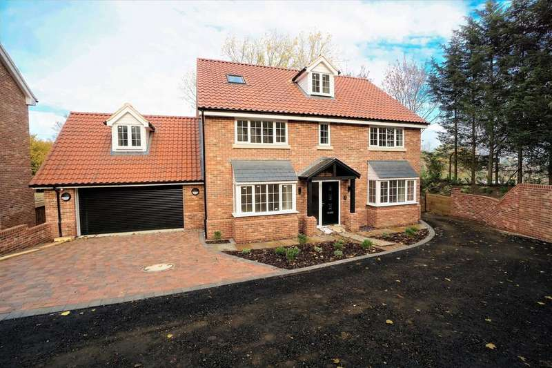 6 Bedrooms Detached House for sale in Elton Park Hadleigh Road, Ipswich, Suffolk, IP2