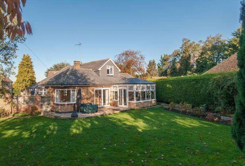 4 Bedrooms Detached House for sale in Saxonlea Close, Rushden