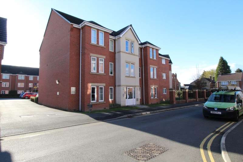 2 Bedrooms Flat for sale in Adam Morris Way, Coalville, LE67