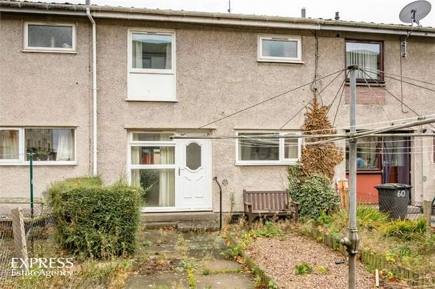 3 Bedrooms Terraced House for sale in Newton Crescent, Arbroath, Angus