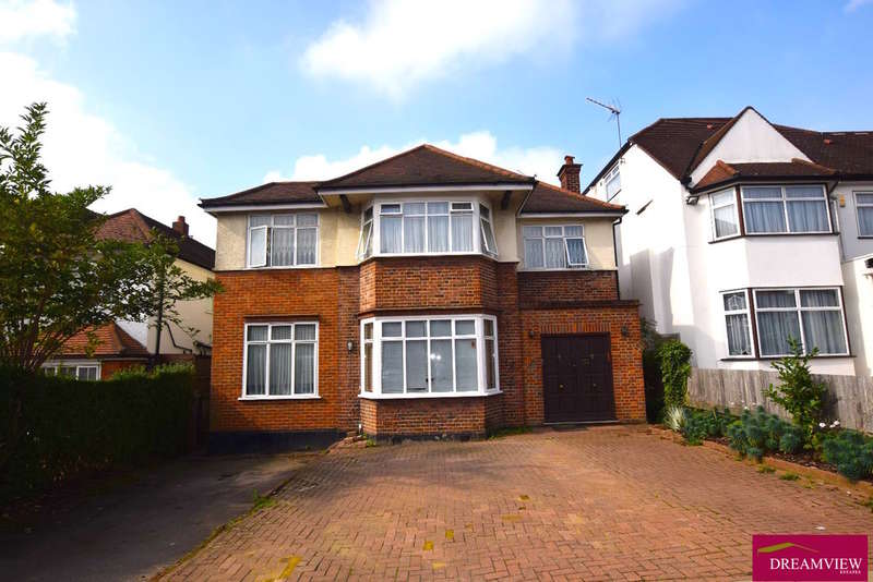 5 Bedrooms Detached House for sale in PARK WAY, TEMPLE FORTUNE, LONDON, NW11