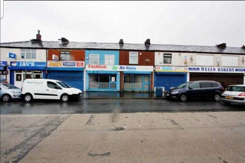 Commercial Property for sale in Oldham Road, Rochdale