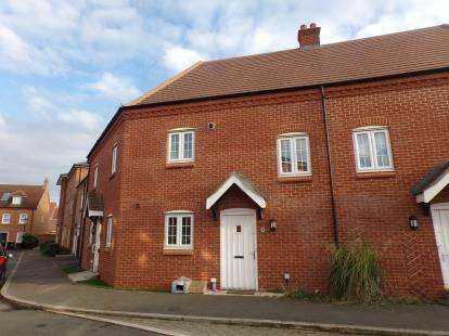 2 Bedrooms Maisonette Flat for sale in Ryder Close, Great Denham, Biddenham, Bedford