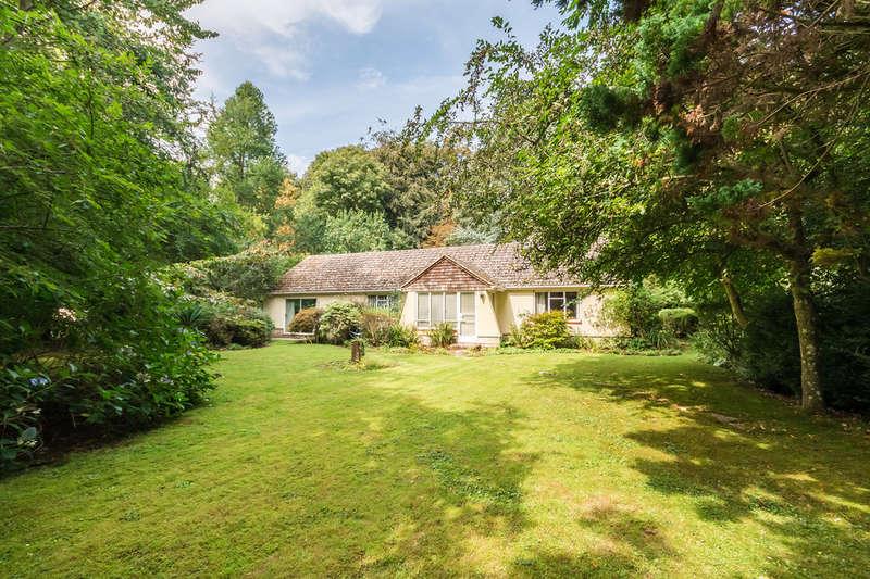 3 Bedrooms Detached Bungalow for sale in Sandleheath, Hampshire