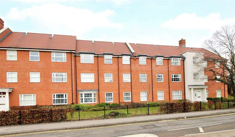 2 Bedrooms Apartment Flat for sale in Bellamy House, Ashville Way, Wokingham, Berkshire, RG41