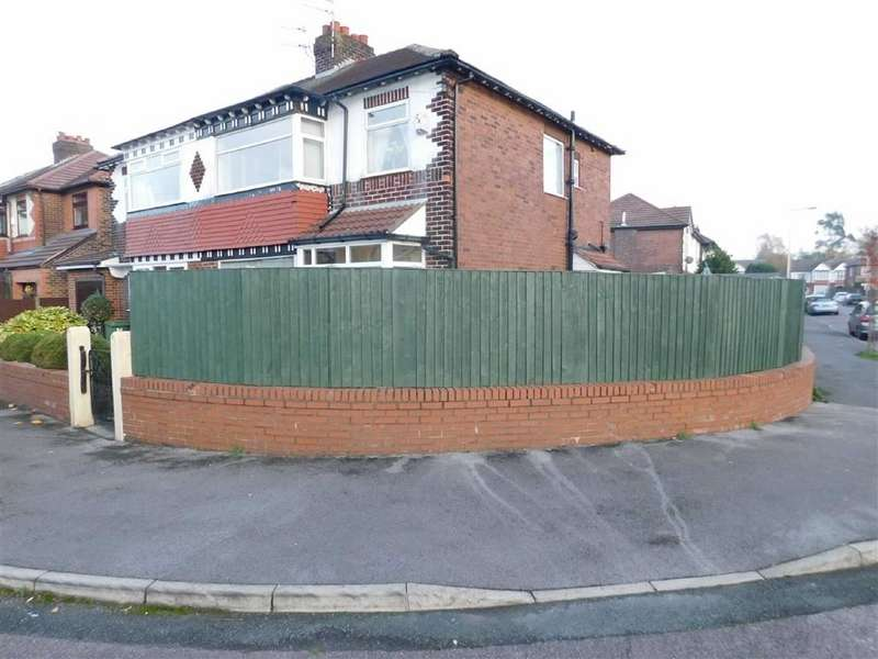 3 Bedrooms Semi Detached House for sale in Montagu Road, Offerton, Stockport