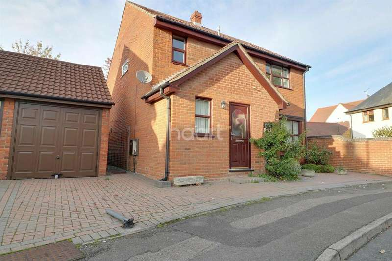 4 Bedrooms Detached House for sale in The Lindens, Loughton, IG10