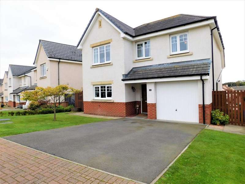 4 Bedrooms Detached House for sale in 9 Pinkerton Avenue, Dunfermline