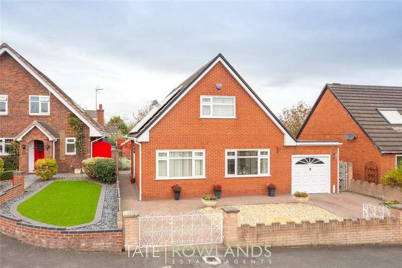 3 Bedrooms Detached House for sale in Coppack Close, Wepre, Connahs Quay, Deeside, CH5