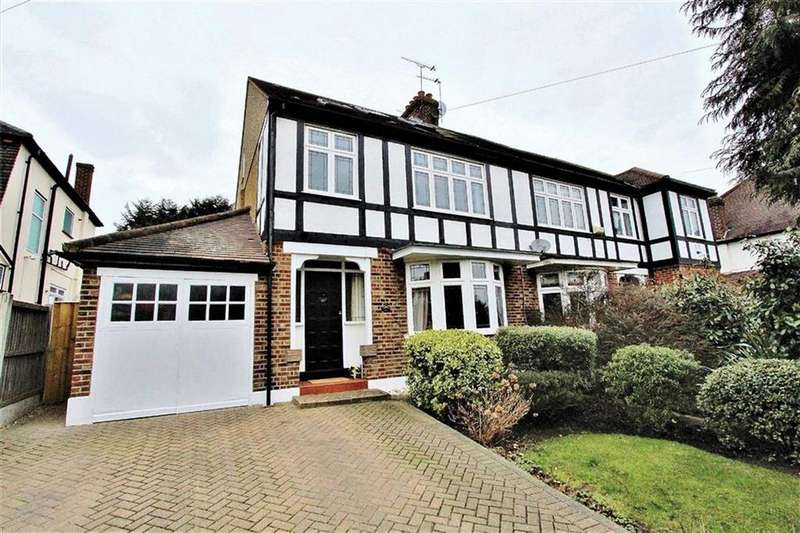 5 Bedrooms Semi Detached House for sale in Forest Edge, Buckhurst Hill, Essex