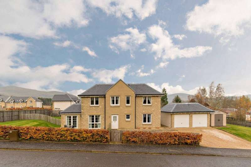 5 Bedrooms Detached House for sale in 1 Mauricewood Steadings, Penicuik, EH26 0RW