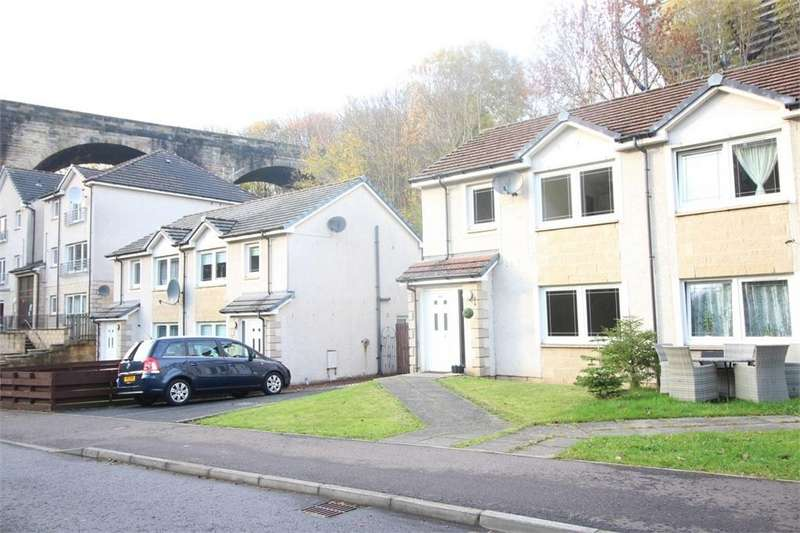 3 Bedrooms Semi Detached House for sale in Mill Street, KIRKCALDY, Fife