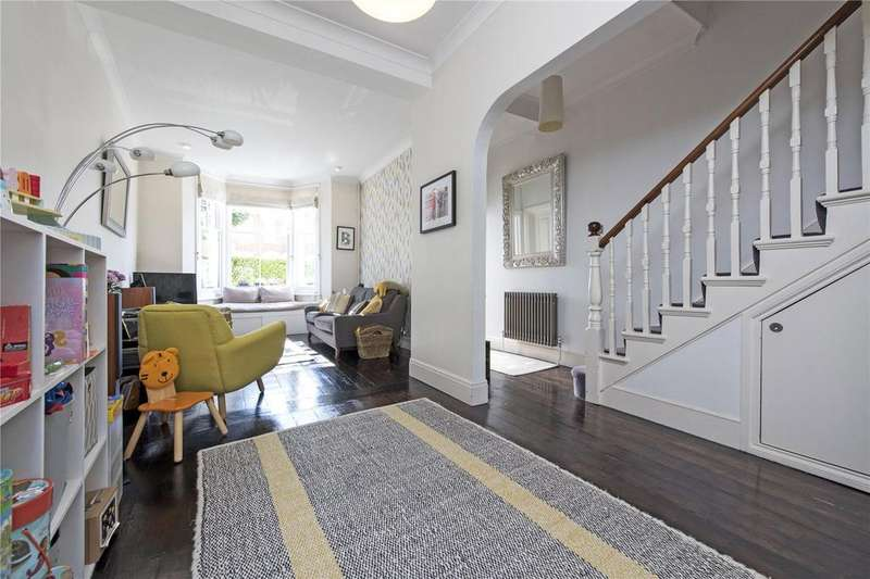 4 Bedrooms Terraced House for sale in Ormeley Road, London, SW12
