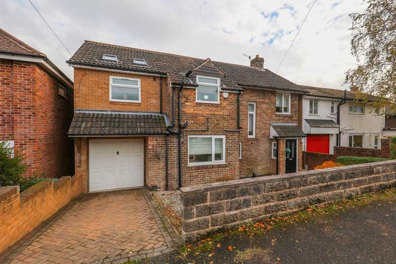 4 Bedrooms Detached House for sale in Alms Hill Road, Ecclesall