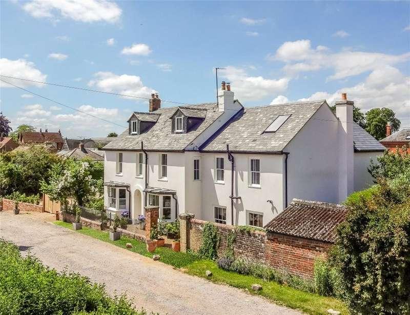 6 Bedrooms Detached House for sale in Watcombe Road, Watlington, Oxfordshire, OX49