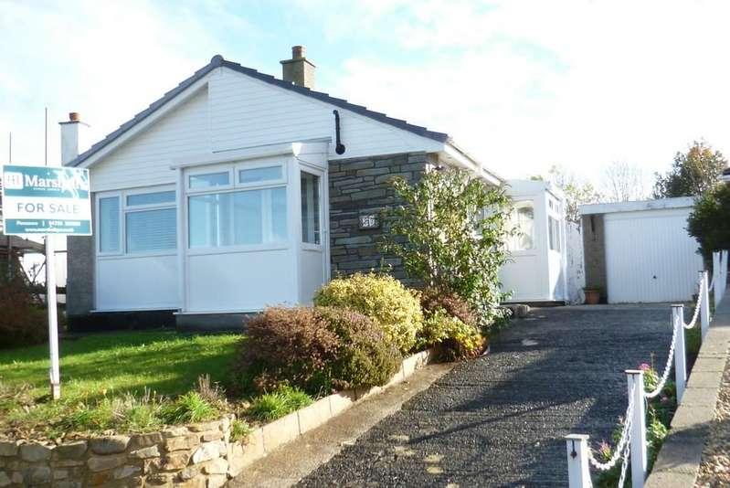 3 Bedrooms Detached Bungalow for sale in Reens Crescent, Heamoor, Penzance