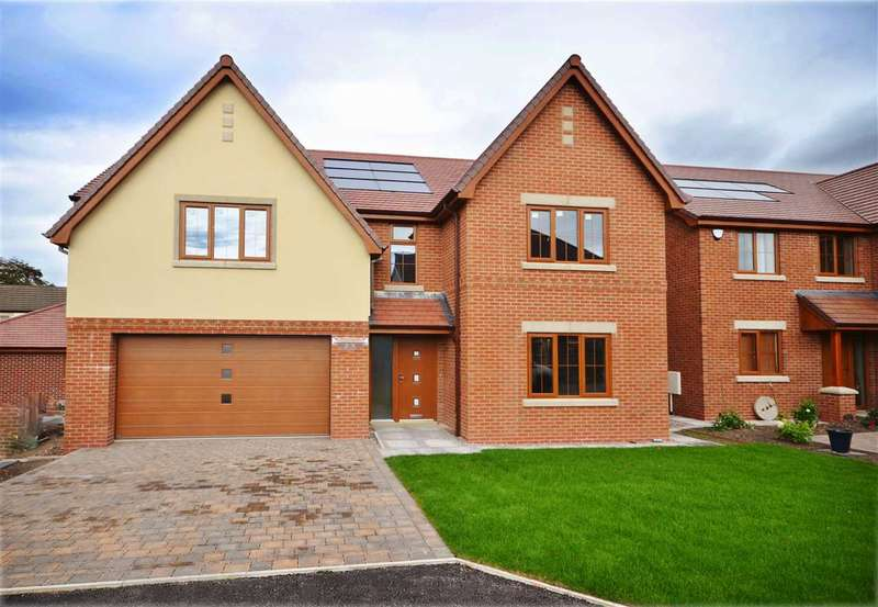 5 Bedrooms Detached House for sale in The Duxbury, Springfield Gardens, Euxton