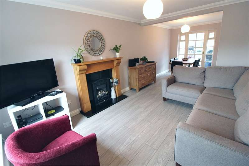 4 Bedrooms Detached House for sale in CA11 9HS Macadam Gardens, Penrith, Cumbria