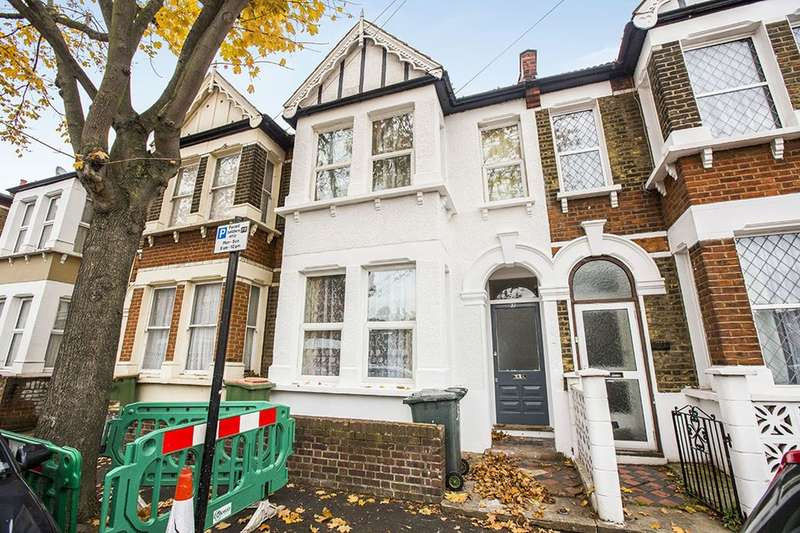 3 Bedrooms Terraced House for sale in Cumberland Road, London, E13