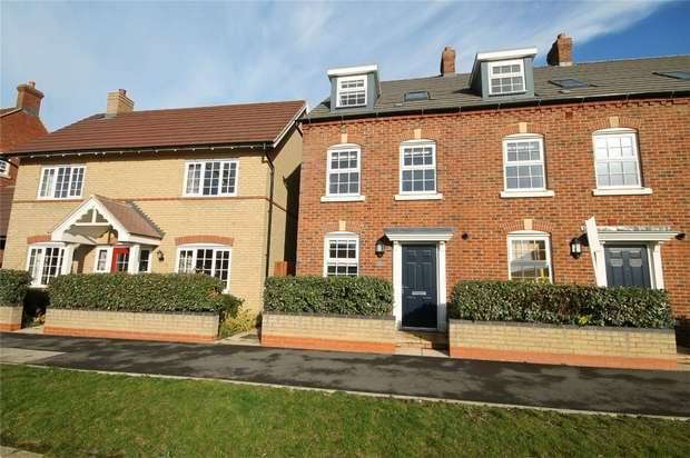 4 Bedrooms End Of Terrace House for sale in Walford Grove, Kempston, Bedford