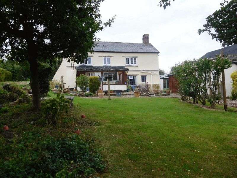 3 Bedrooms Property for sale in Hittisleigh, Exeter
