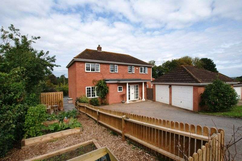 4 Bedrooms Property for sale in Lumley Close Kenton, Exeter