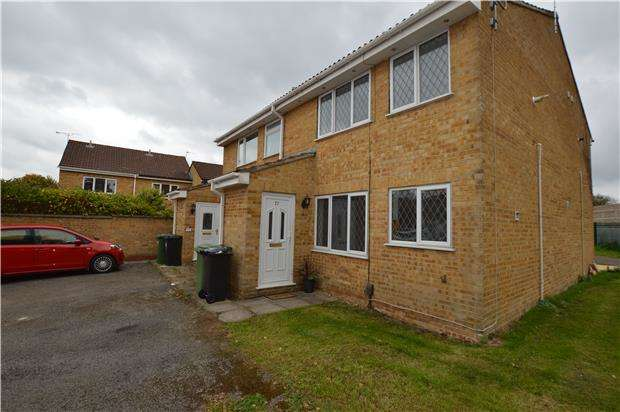 1 Bedroom Terraced House for sale in Chedworth, Yate, BRISTOL, BS37 8RX
