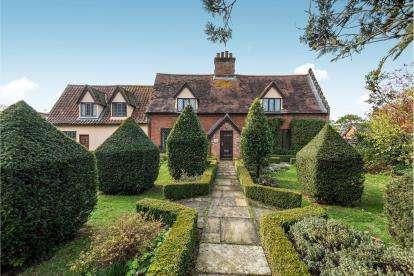 3 Bedrooms Detached House for sale in Hethersett, Norwich, Norfolk