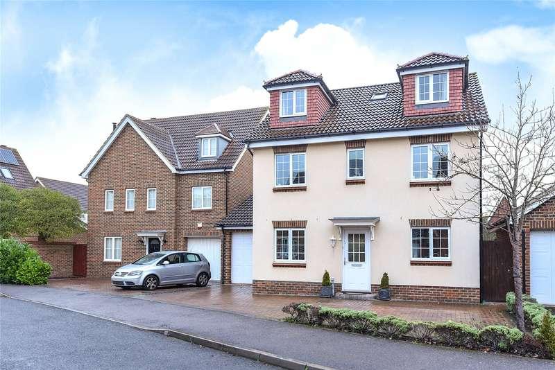 6 Bedrooms Detached House for sale in Dexter Way, Winnersh, Wokingham, Berkshire, RG41