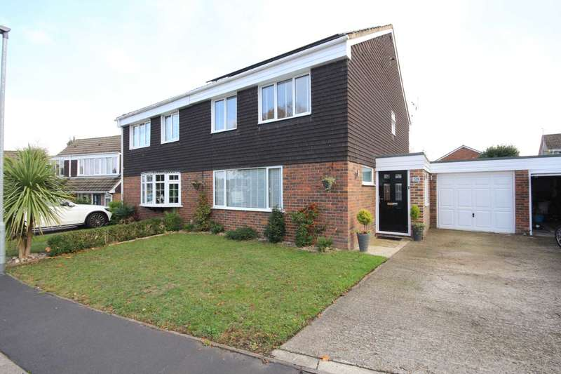 4 Bedrooms Semi Detached House for sale in Staplehurst, Bracknell