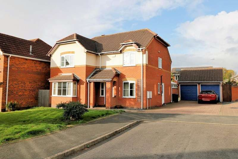 5 Bedrooms Detached House for sale in Coniston Gardens, Ashby-de-la-Zouch