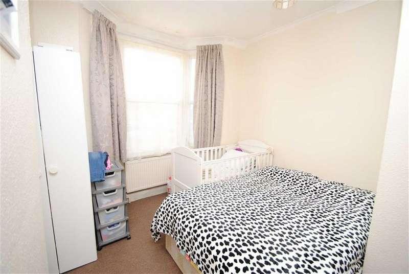 1 Bedroom Flat for sale in Alpha Road, London