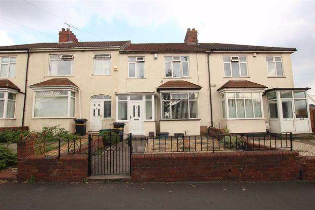 3 Bedrooms Terraced House for sale in Whitehall Road, Whitehall, Bristol BS5 7BZ