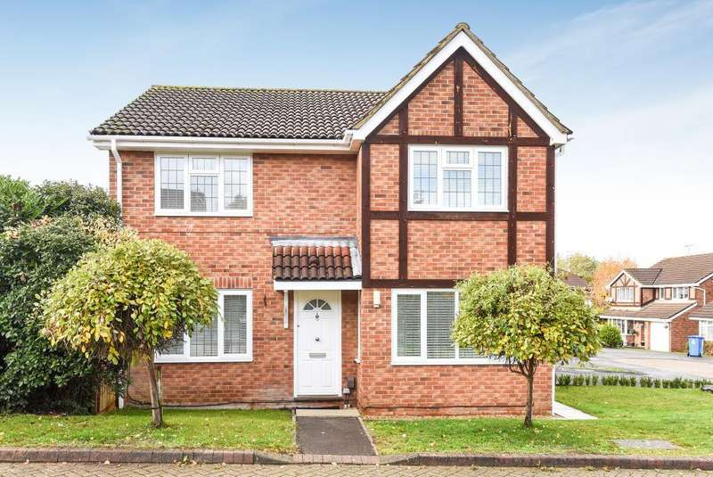 4 Bedrooms Detached House for sale in Cressida Chase, Warfield, RG42