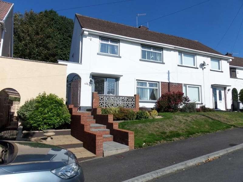 3 Bedrooms Semi Detached House for sale in Llewellyn Street, Merthyr Tydfil