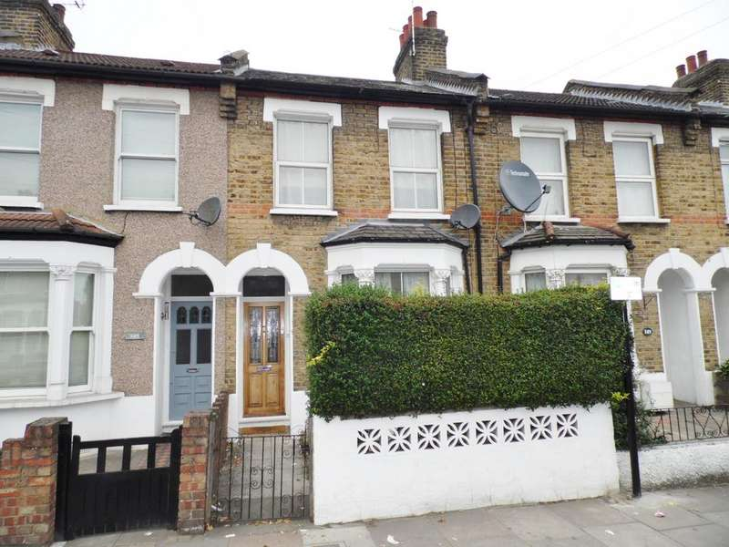 3 Bedrooms Terraced House for sale in Haselbury Road, Edmonton N18