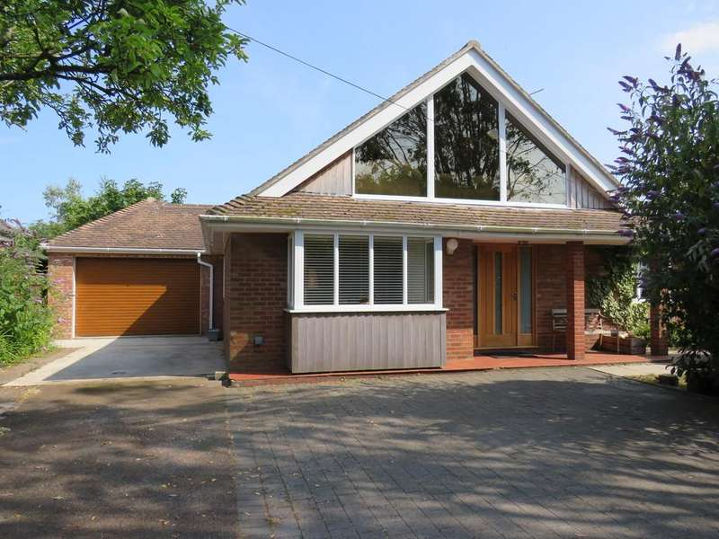 5 Bedrooms Detached Bungalow for sale in Ringsfield Road, Beccles