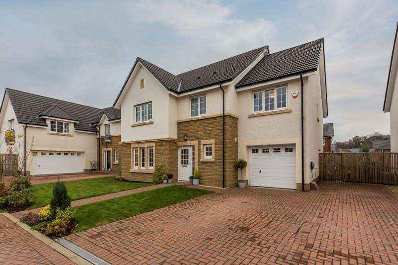 5 Bedrooms Detached House for sale in 29 Mosshall Drive, Bishopton, PA7 5QL