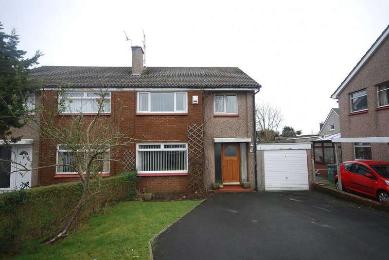3 Bedrooms Semi-detached Villa House for sale in 7 Annick Place, Troon, KA10 7DZ