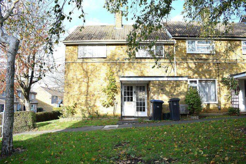 3 Bedrooms End Of Terrace House for sale in Fold Croft, Harlow