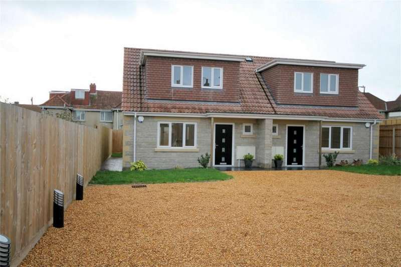 2 Bedrooms Semi Detached House for sale in Alexandra Gardens, Staple Hill, Bristol
