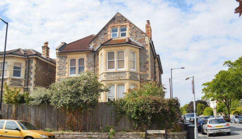 2 Bedrooms Apartment Flat for sale in Redland Road, Redland