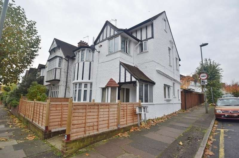 4 Bedrooms Semi Detached House for sale in TEMPLARS AVENUE, GOLDERS GREEN, LONDON, NW11