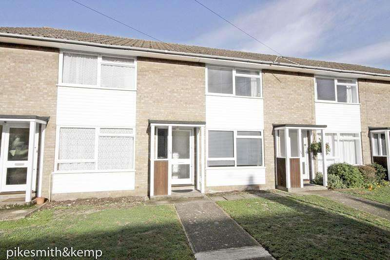 2 Bedrooms Terraced House for sale in Cromwell Road, MAIDENHEAD, SL6