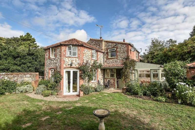 4 Bedrooms Cottage House for sale in Castle Acre