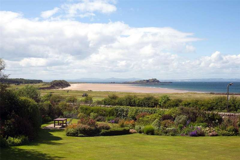 3 Bedrooms Apartment Flat for sale in 1 Quarry Court, Abbotsford Road, North Berwick, East Lothian