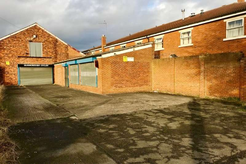Commercial Property for sale in Old Bike Shop, Northgate, Guisborough, Cleveland