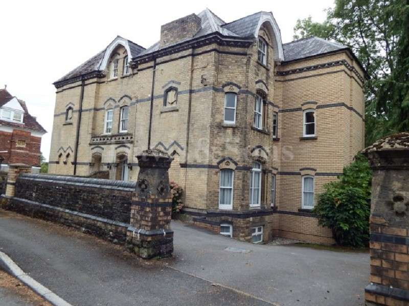 2 Bedrooms Flat for sale in 6 Stow Park Crescent, Newport, Gwent. NP20 4HD