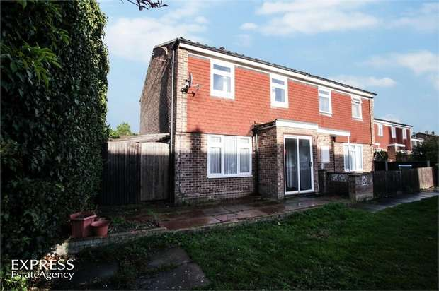3 Bedrooms Semi Detached House for sale in Yardley Avenue, Pitstone, Leighton Buzzard, Buckinghamshire